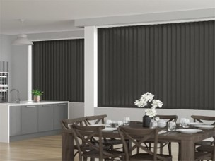 PVC Waterproof Vertical Blinds