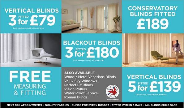Impress blinds ltd