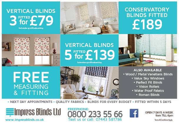Cheap Window Blinds West London